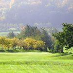 Einer von vier Golfplätzen